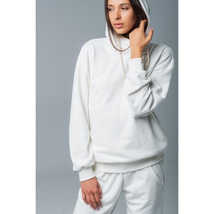 Лесото - спортивный костюм белого цвета