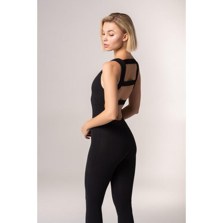 Women's jumpsuit Izmir black