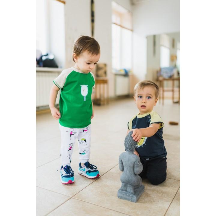 брюки от костюма мори - детские брюки