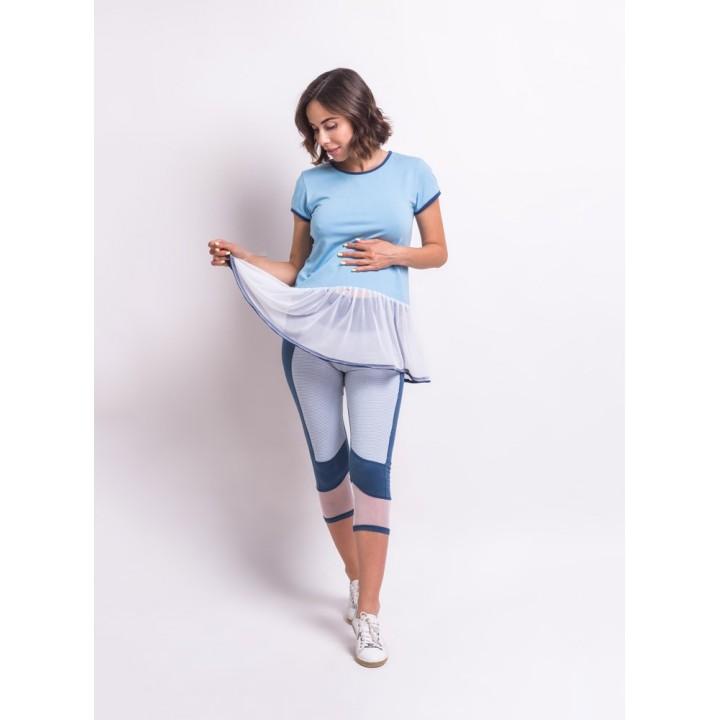 тампа - бриджи для беременных