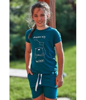 бамако print – футболка детская