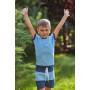 мапуто – трехцветные детские шорты для мальчика