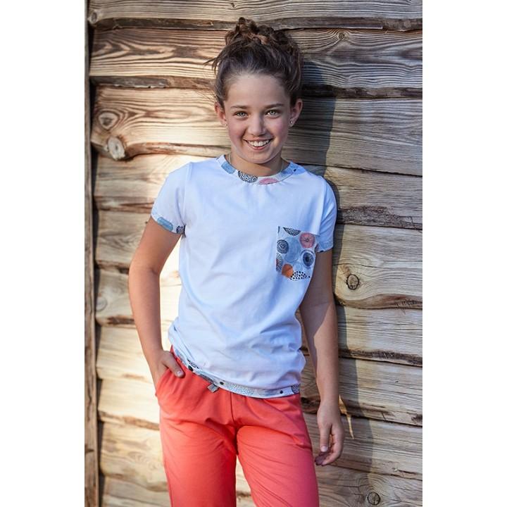 джамби – футболка для девочки