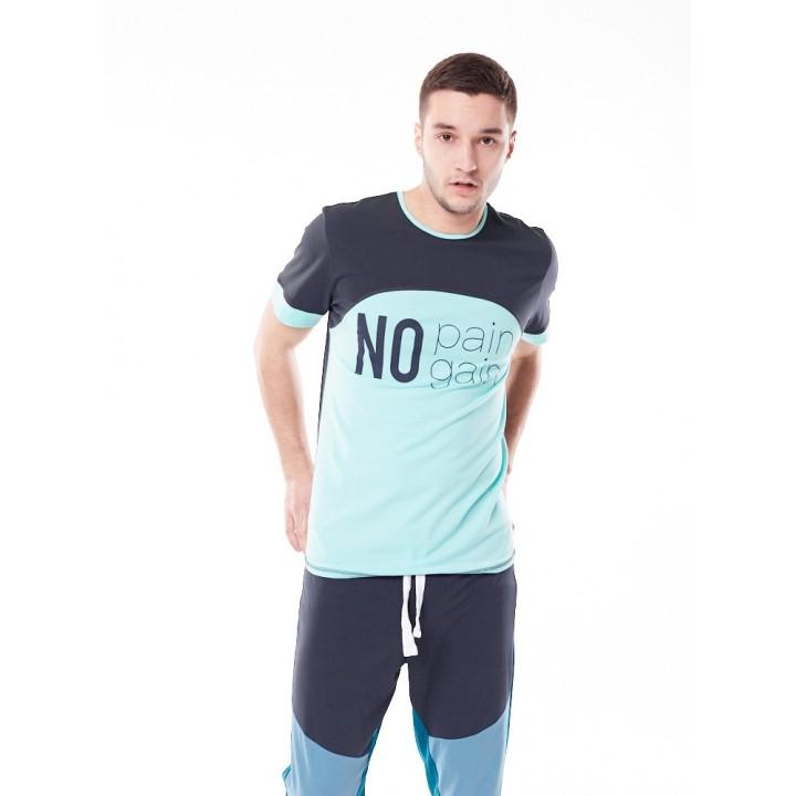 албания - мужская футболка с принтом
