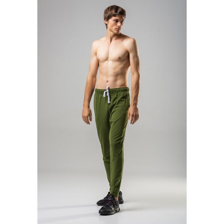 чили deep and soft – мужские однотонные брюки