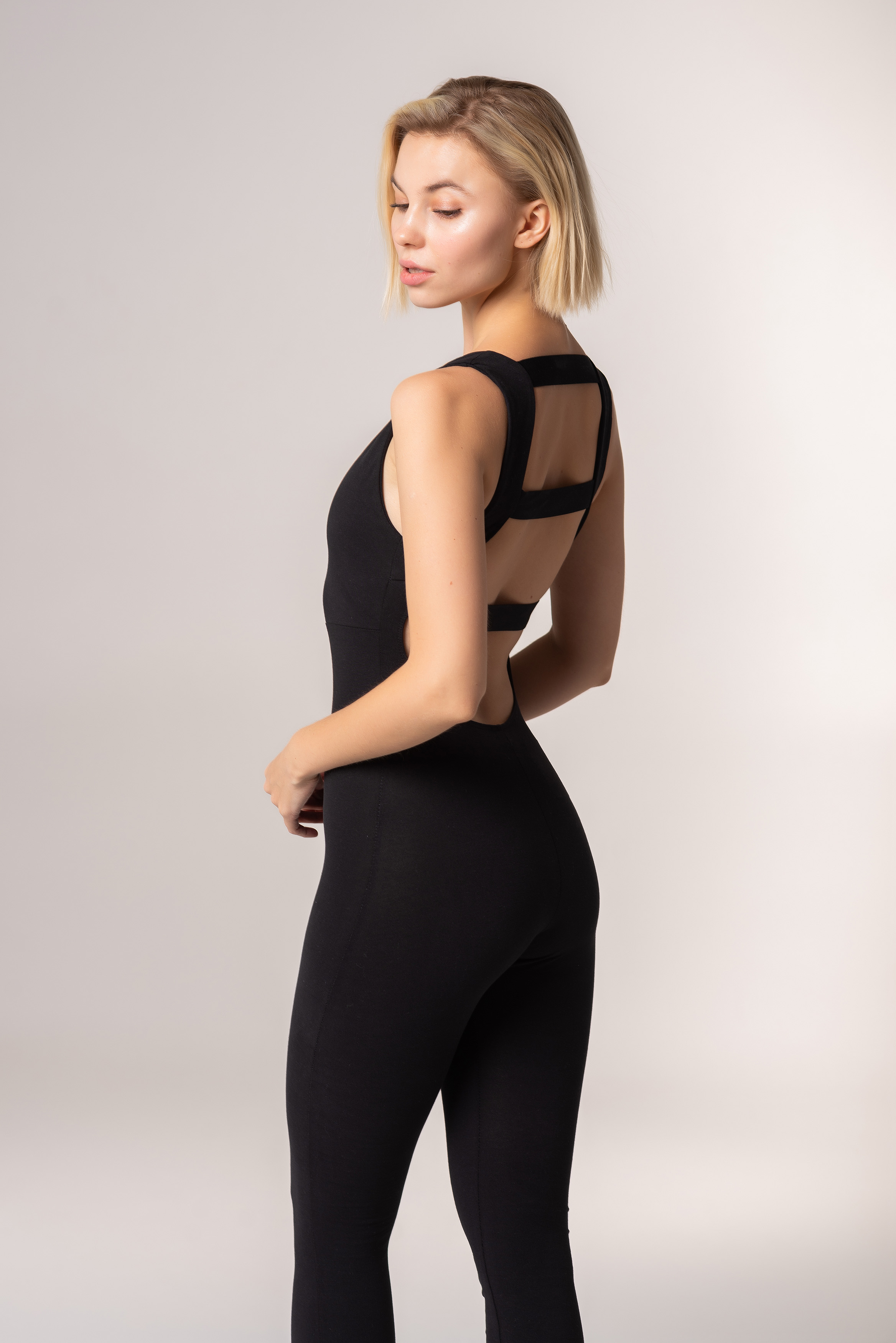 Women's jumpsuit Izmir black